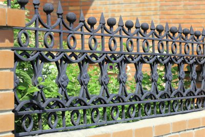 Aluminum Picket Fences in Palm Beach County, FL