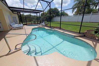 pool security fencing