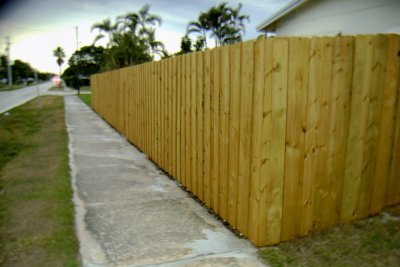 Privacy Fence Installation in Palm Beach County, FL